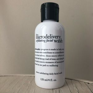 NWT Philosophy MicroDelivery Face Wash